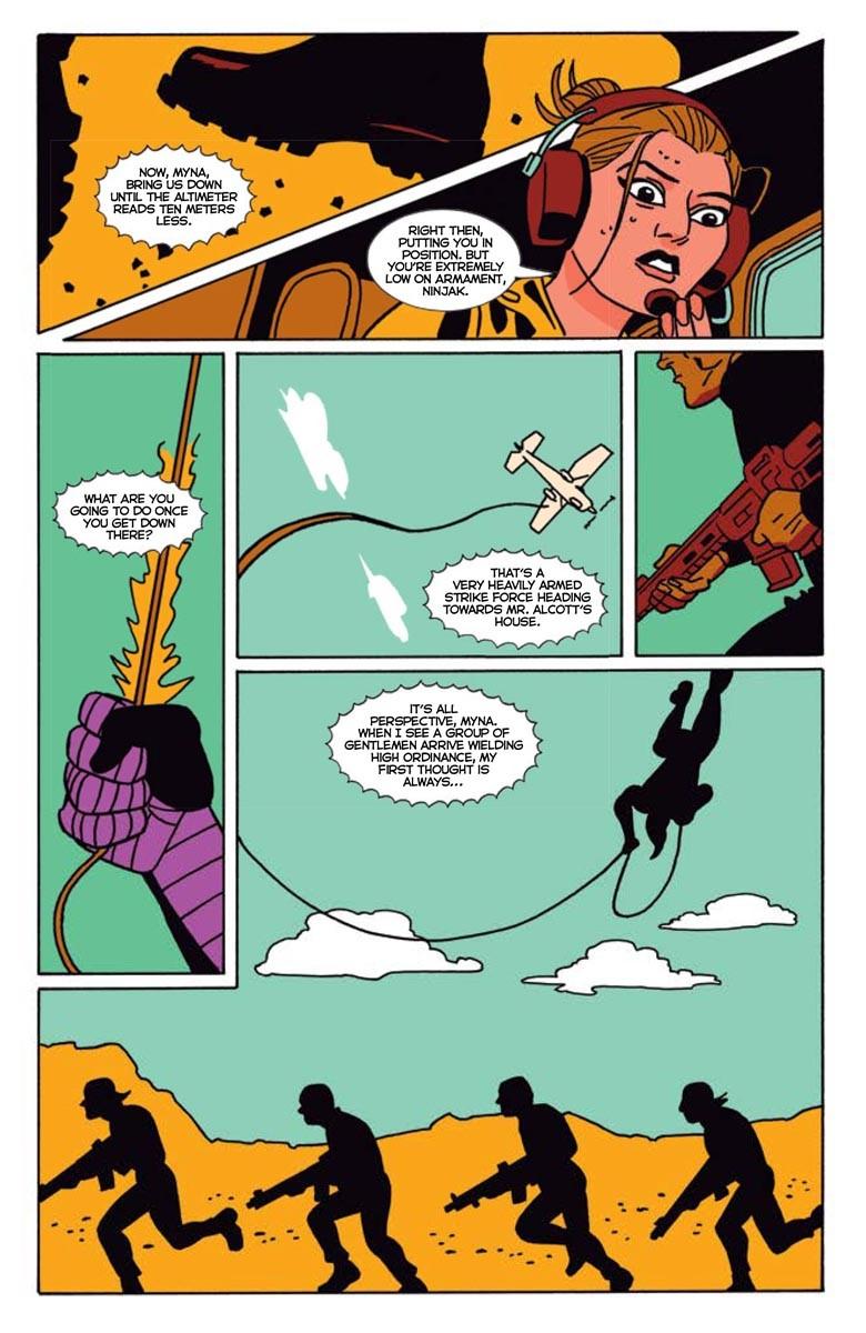 NINJAK_03_PREVIEW_02 ComicList Previews: NINJAK #3