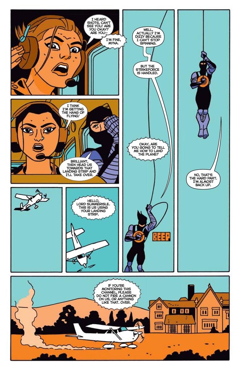 NINJAK_03_PREVIEW_04 ComicList Previews: NINJAK #3