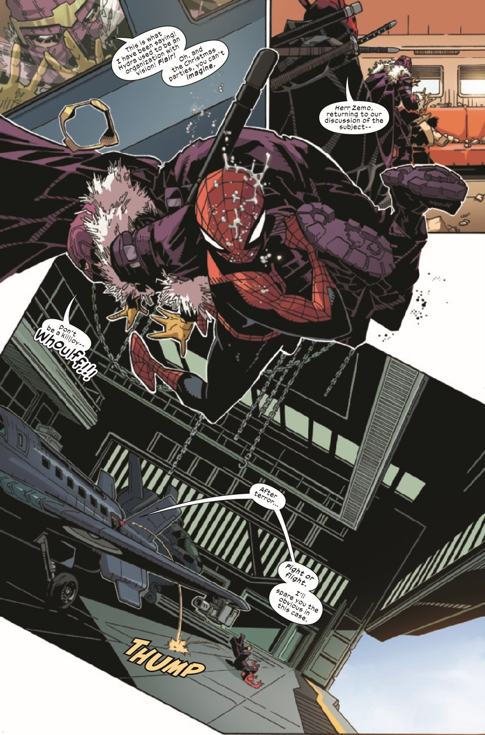 NONSTOPSM2021005_Preview-5 ComicList Previews: NON-STOP SPIDER-MAN #5