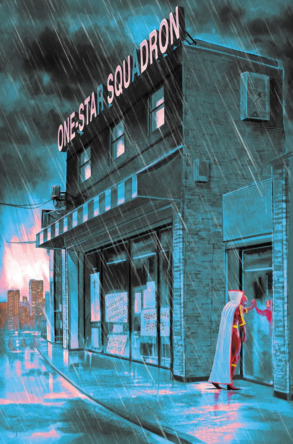 OSSQDRN-Cv1-var DC Comics December 2021 Solicitations