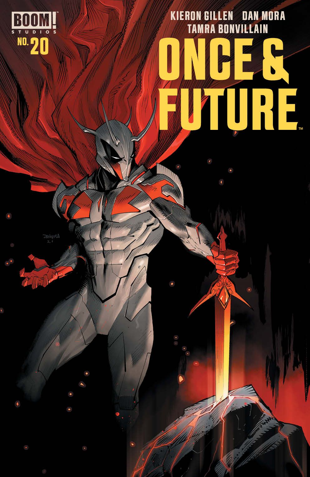 OnceFuture_020_Cover_A_Main ComicList: BOOM! Studios New Releases for 09/22/2021
