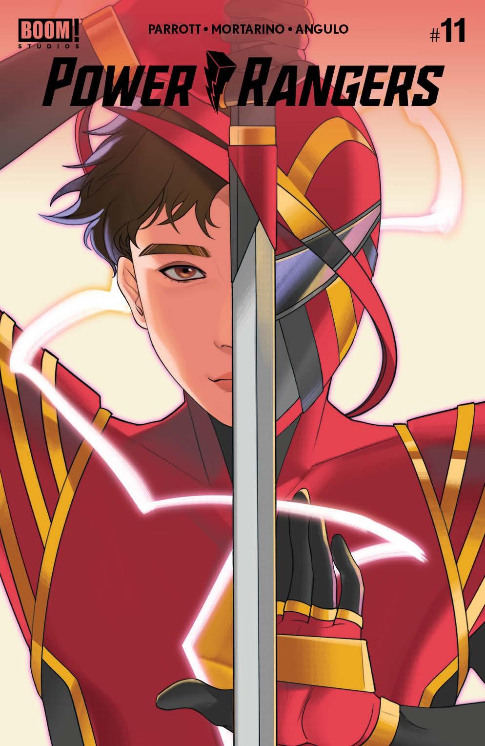 PowerRangers_011_Cover_F_Variant ComicList Previews: POWER RANGERS #11