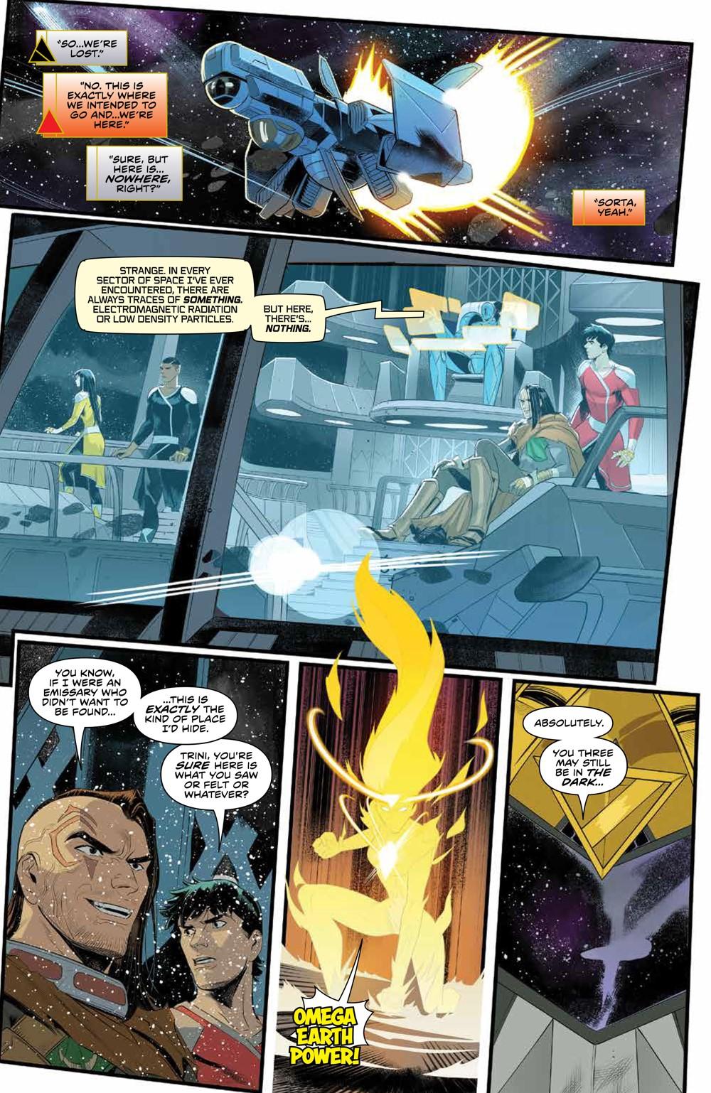 PowerRangers_011_PRESS_3 ComicList Previews: POWER RANGERS #11