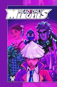 ReadOnlyMemories_fc-198x300 ComicList Previews: READ ONLY MEMORIES GN