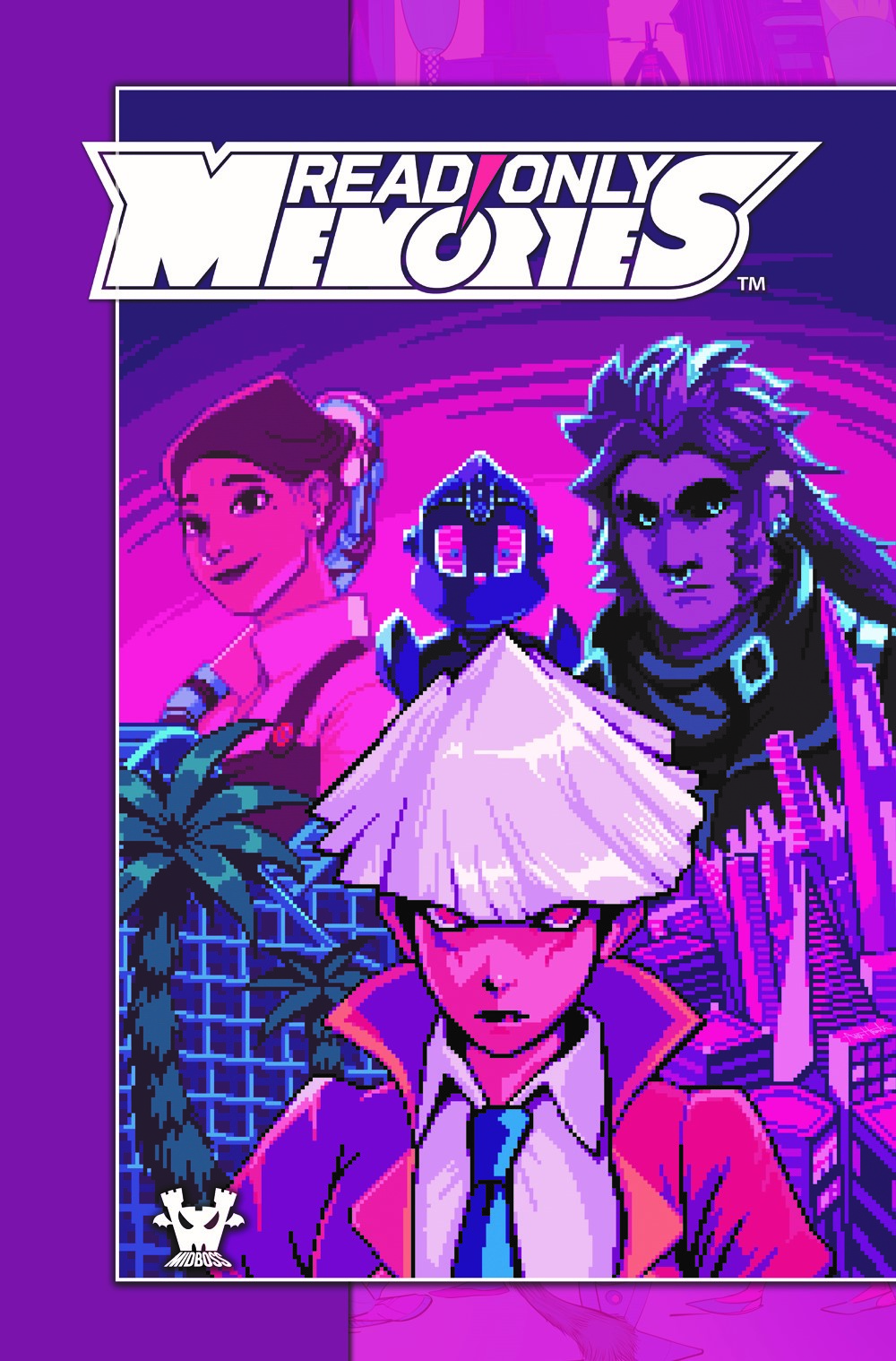 ReadOnlyMemories_fc ComicList: IDW Publishing New Releases for 09/29/2021