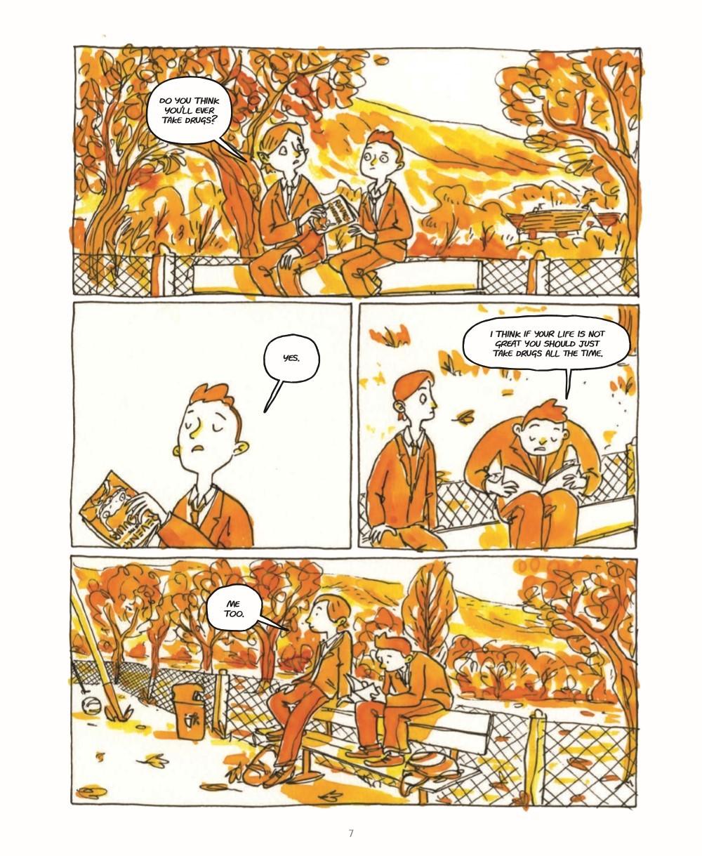 Rivers_TPB_pr-7 ComicList Previews: RIVERS GN