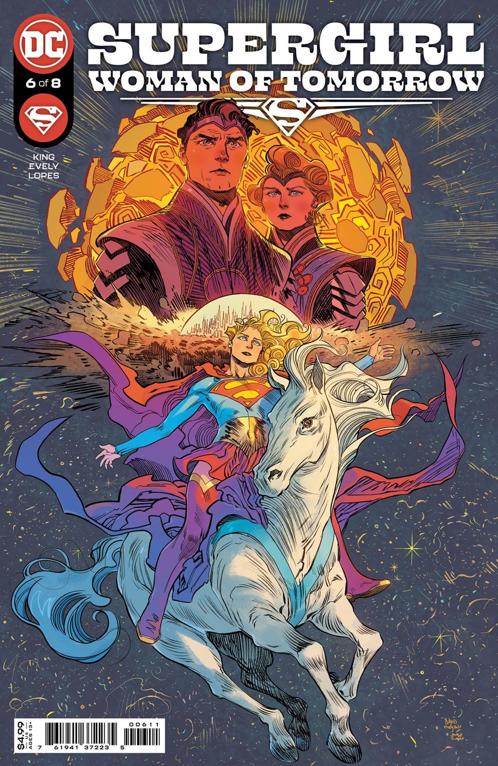 SGWOT_Cv6 DC Comics December 2021 Solicitations