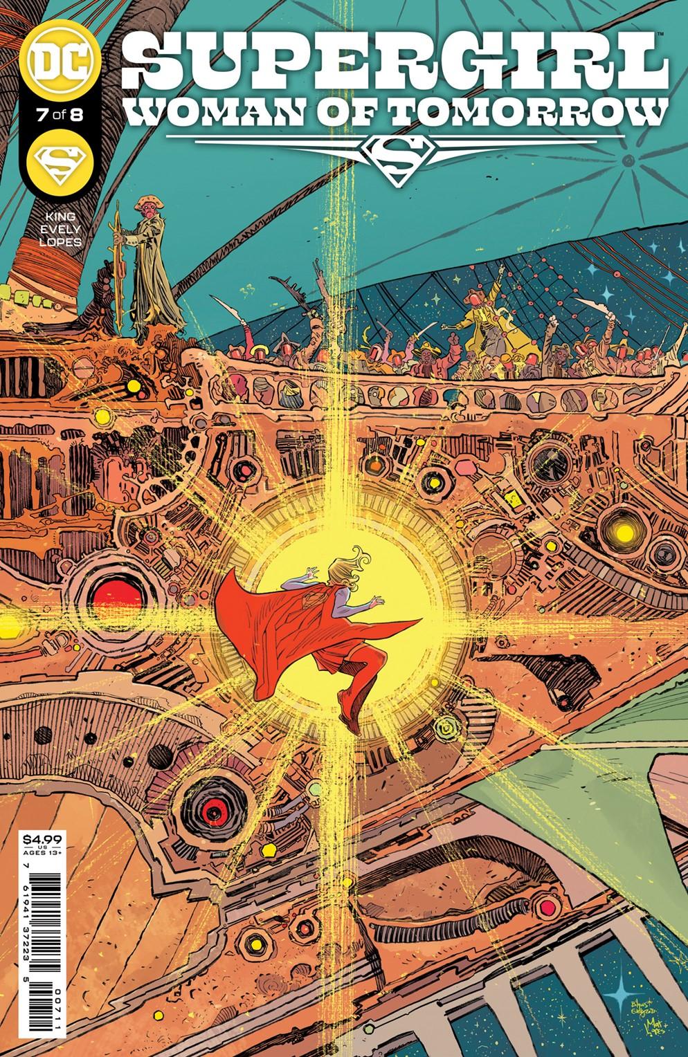 SGWOT_Cv7 DC Comics December 2021 Solicitations