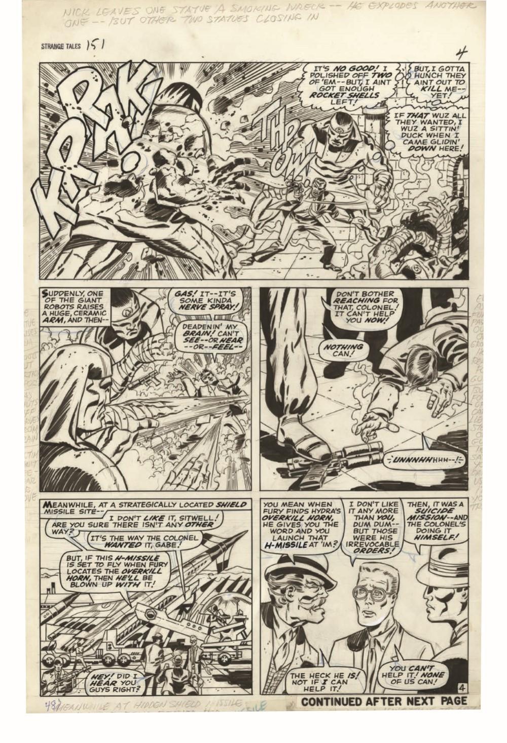 STERANKO_artisan_edition_pr-7 ComicList Previews: JIM STERANKO'S NICK FURY AGENT OF S.H.I.E.L.D. ARTISAN EDITION TP