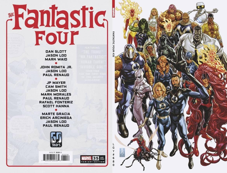 STL197388 ComicList: Marvel Comics New Releases for 09/15/2021