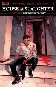 STL201775-195x300 HOUSE OF SLAUGHTER #1 release date delayed to October 27
