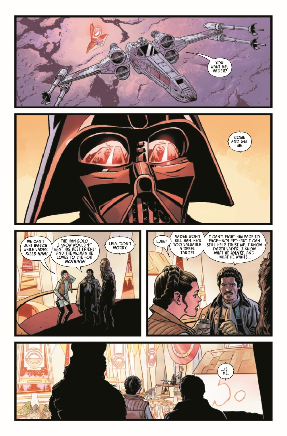 STWWAROTBH2021004_Preview-4 ComicList Previews: STAR WARS WAR OF THE BOUNTY HUNTERS #4 (OF 5)