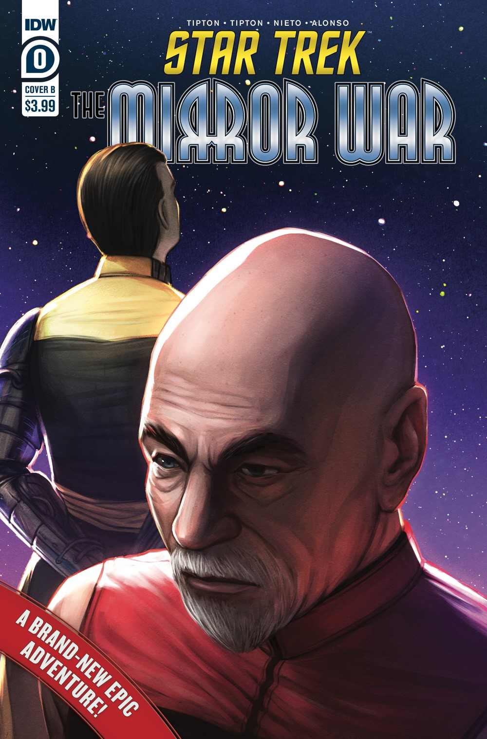 ST_TMW00-coverB ComicList: IDW Publishing New Releases for 09/08/2021