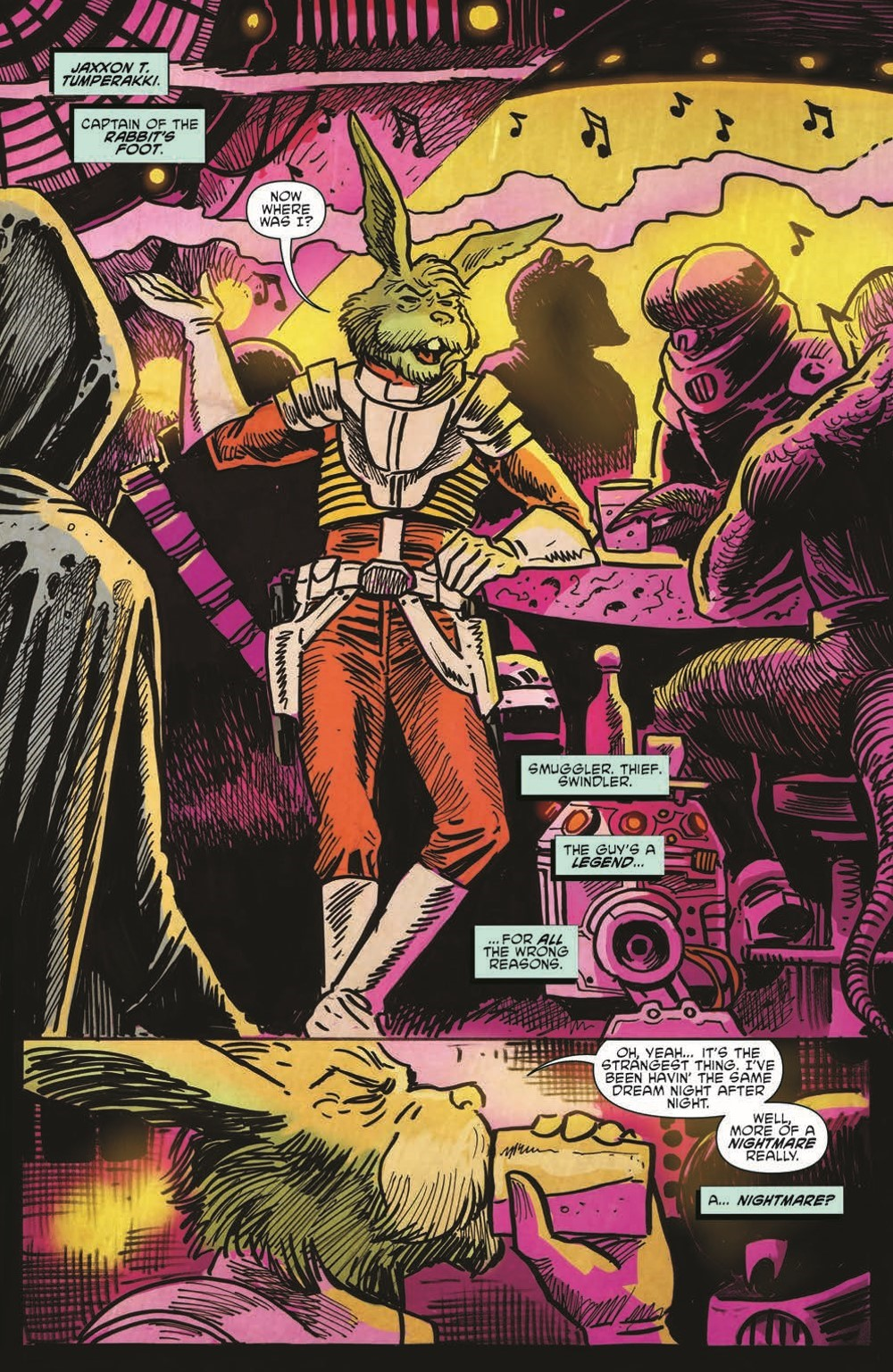 SW_GoVC02_pr-6 ComicList Previews: STAR WARS ADVENTURES GHOST OF VADER'S CASTLE #2 (OF 5)