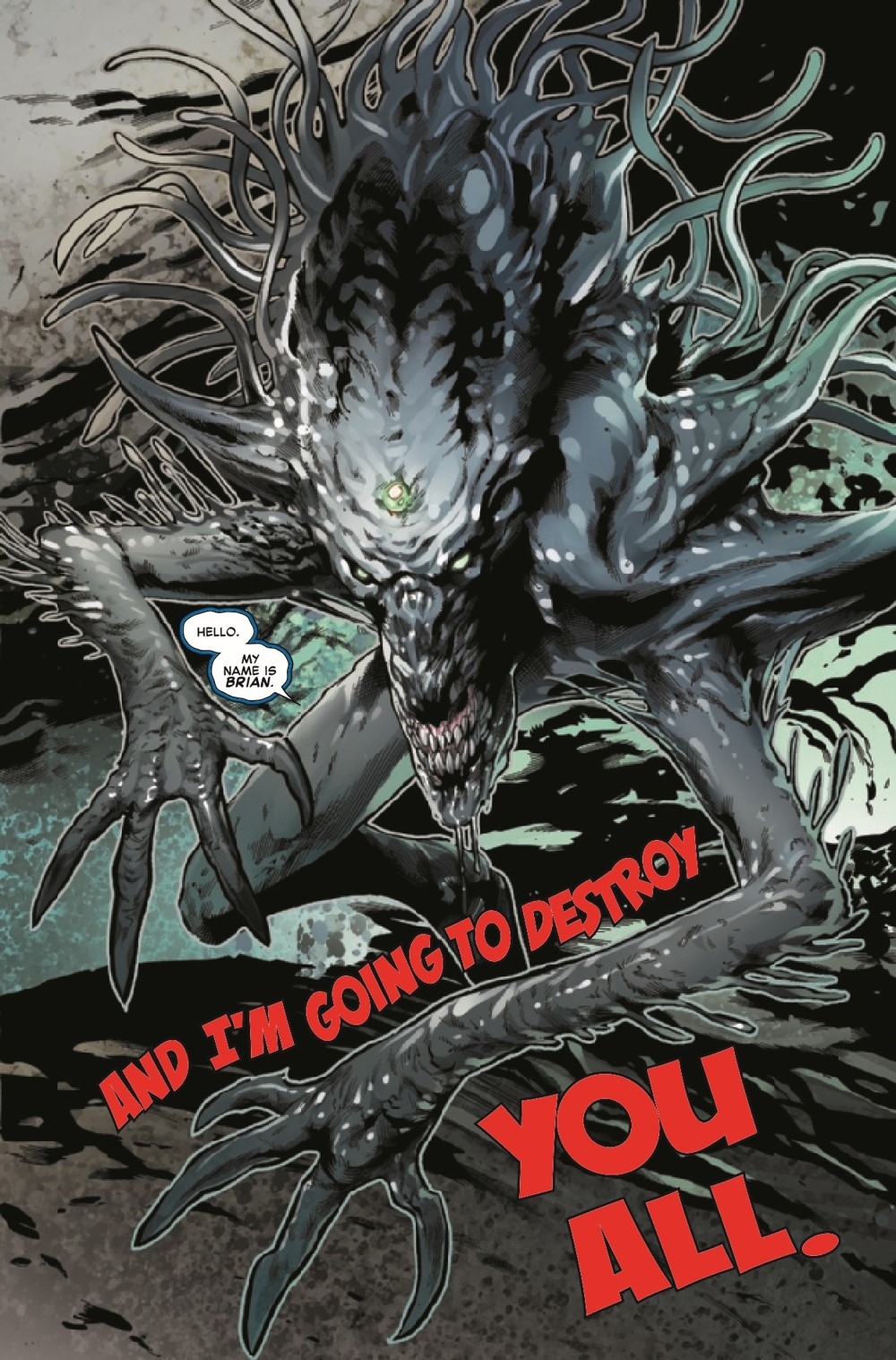 SYMBIOTESMCR2021003_Preview-6 ComicList Previews: SYMBIOTE SPIDER-MAN CROSSROADS #3 (OF 5)