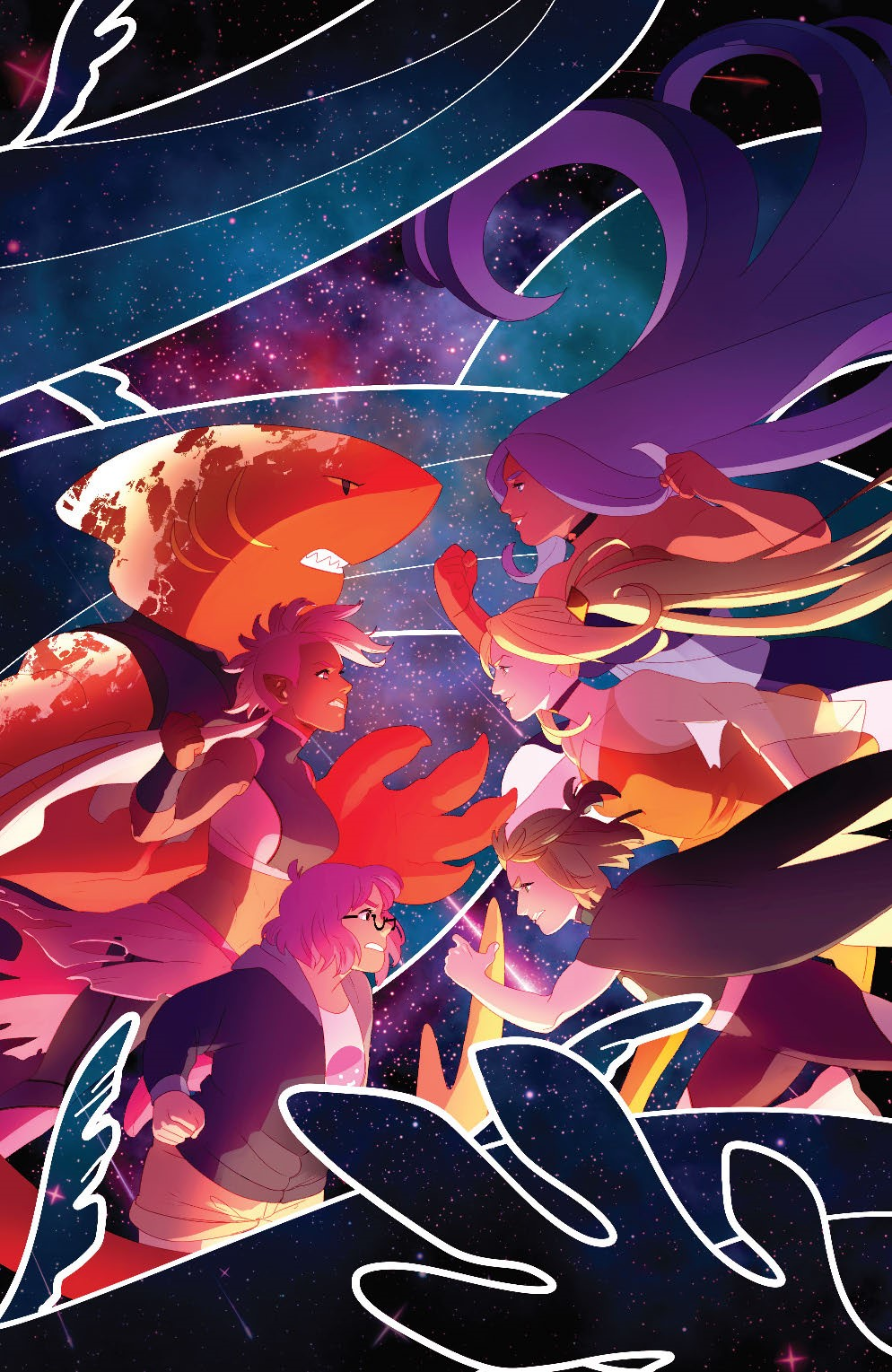 SaveYourself_004_Cover_C_Variant ComicList: BOOM! Studios New Releases for 09/15/2021