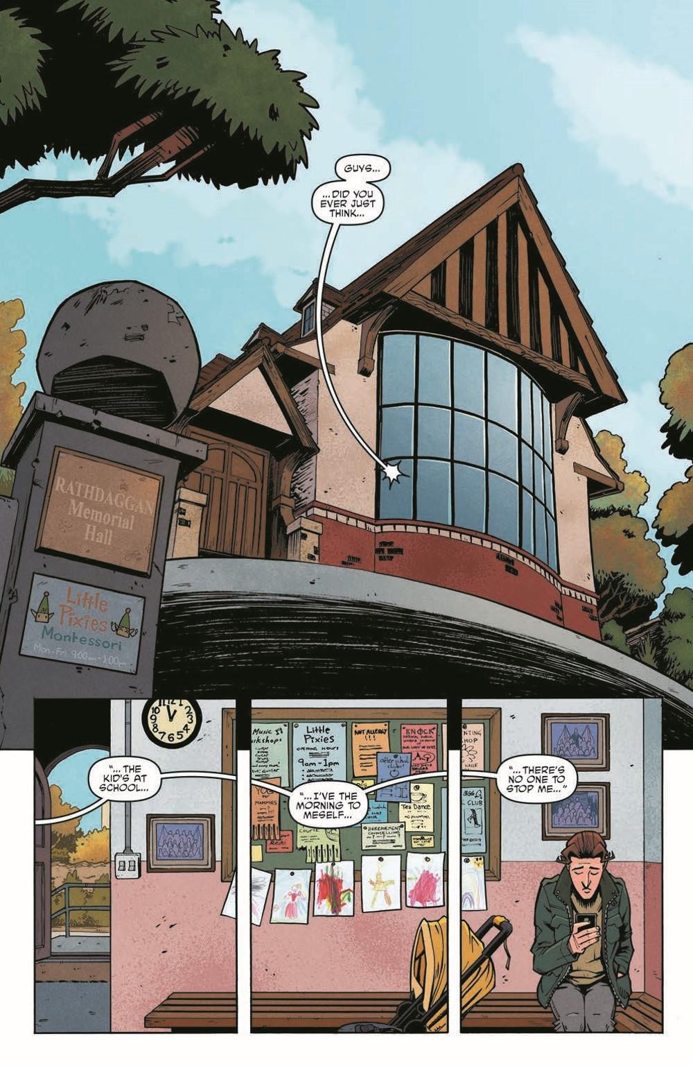 Scarenthood_pr-3 ComicList Previews: SCARENTHOOD TP