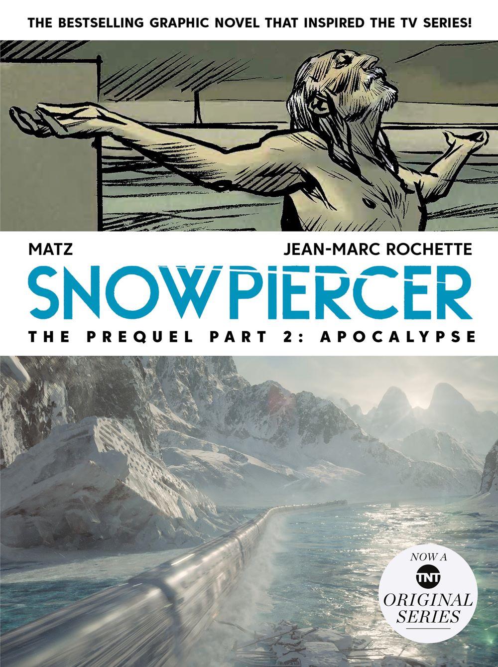 Snowpiercer-Apopcalyspe-cover ComicList Previews: SNOWPIERCER THE PREQUEL VOLUME 2 APOCALYPSE GN