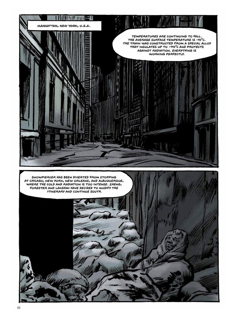Snowpiercer-Prequel-Vol.-2-Page-5 ComicList Previews: SNOWPIERCER THE PREQUEL VOLUME 2 APOCALYPSE GN