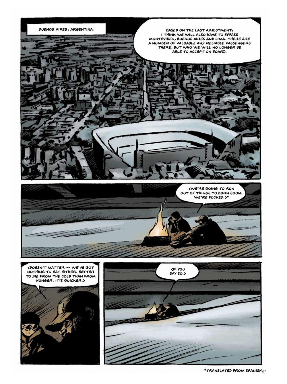 Snowpiercer-Prequel-Vol.-2-Page-6 ComicList Previews: SNOWPIERCER THE PREQUEL VOLUME 2 APOCALYPSE GN