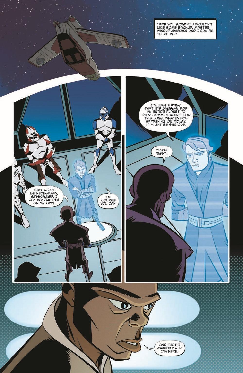 StarWarsAdv09-pr-3 ComicList Previews: STAR WARS ADVENTURES VOLUME 2 #9