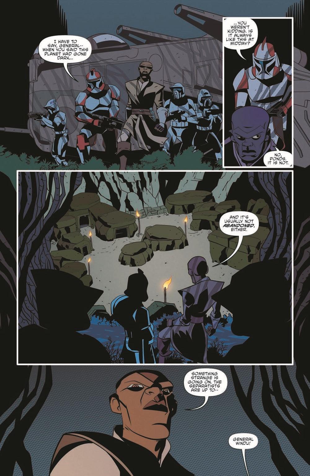 StarWarsAdv09-pr-4 ComicList Previews: STAR WARS ADVENTURES VOLUME 2 #9