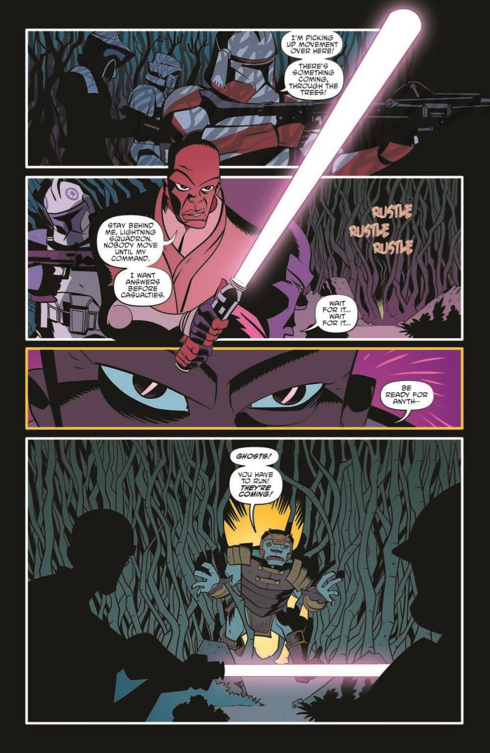 StarWarsAdv09-pr-5 ComicList Previews: STAR WARS ADVENTURES VOLUME 2 #9