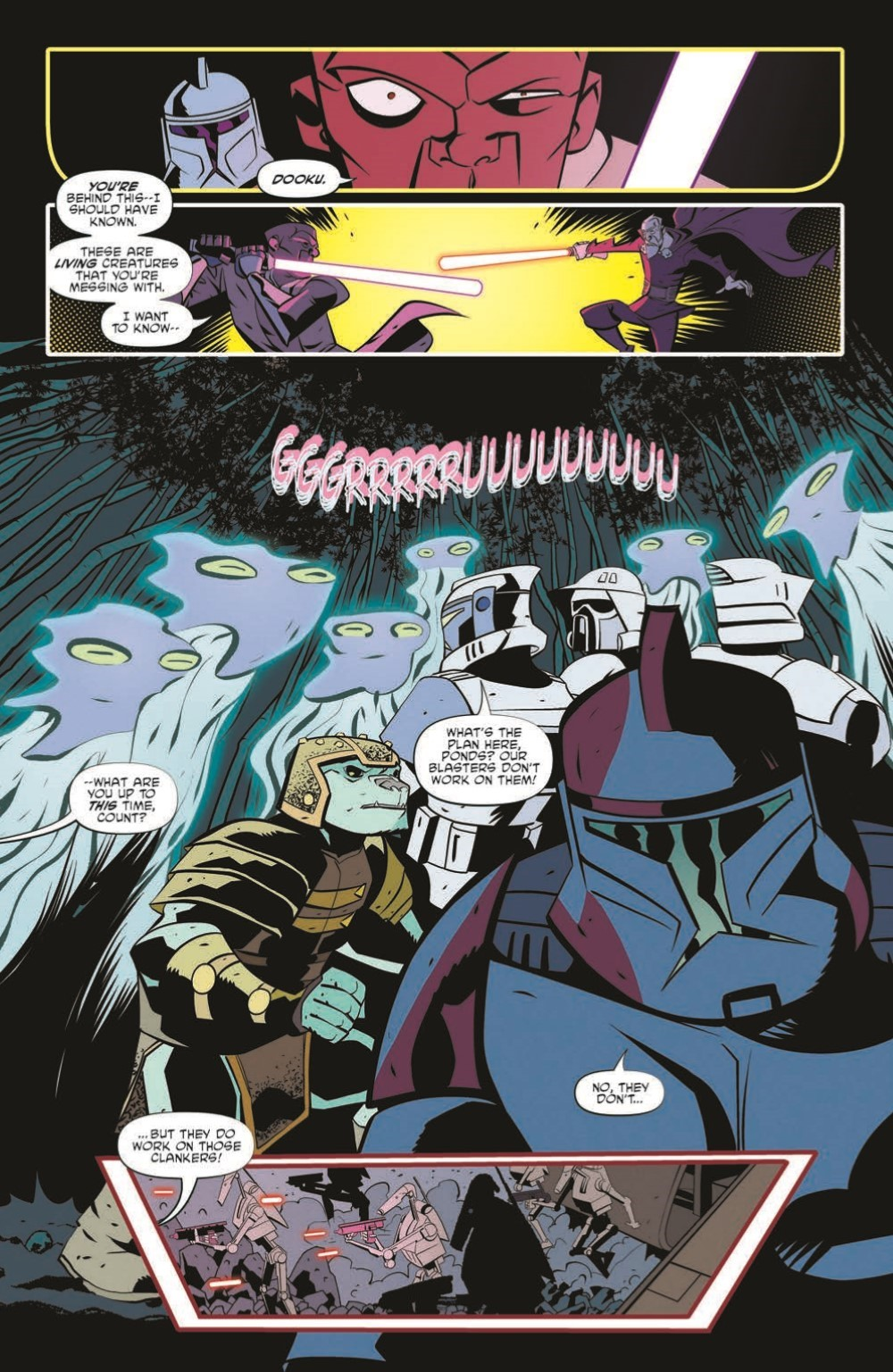 StarWarsAdv10-pr-3 ComicList Previews: STAR WARS ADVENTURES VOLUME 2 #10