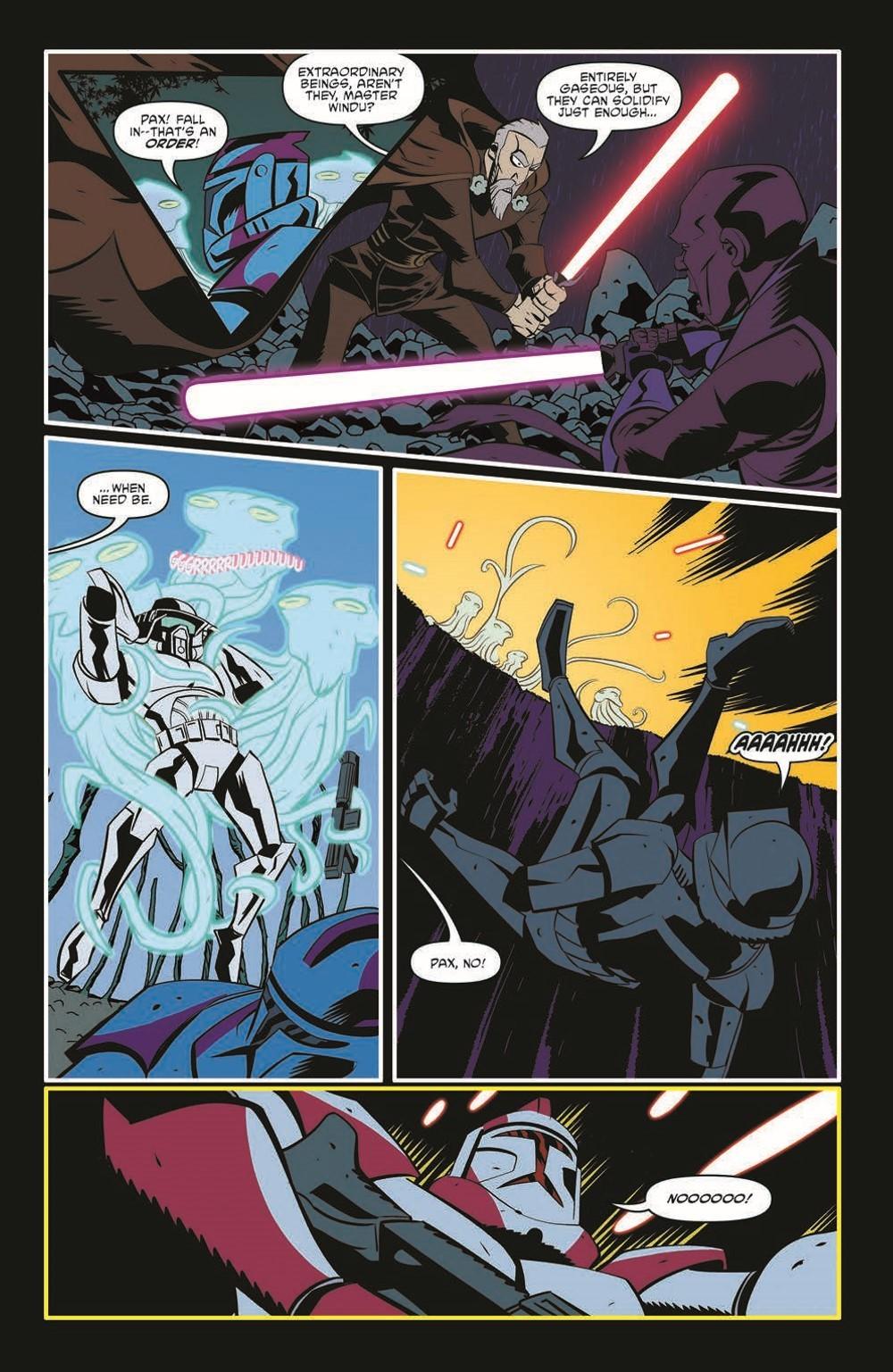 StarWarsAdv10-pr-6 ComicList Previews: STAR WARS ADVENTURES VOLUME 2 #10