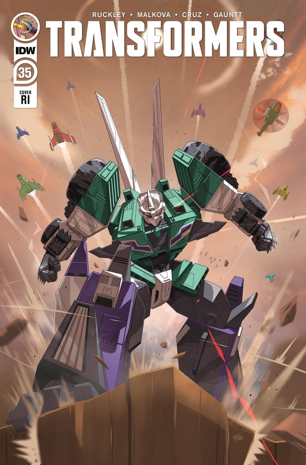 TF35-cvr-RI ComicList Previews: TRANSFORMERS #35