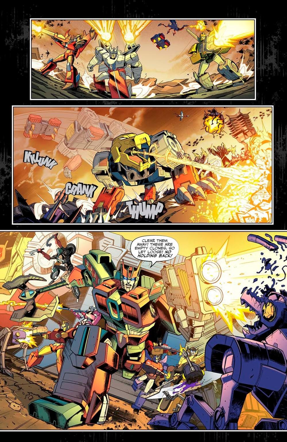 TF35-pr-4 ComicList Previews: TRANSFORMERS #35