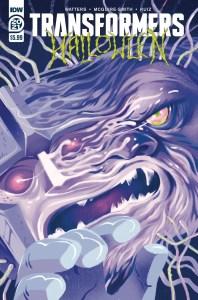 TFHalloween-cvr-A-198x300 ComicList Previews: TRANSFORMERS HALLOWEEN SPECIAL #1