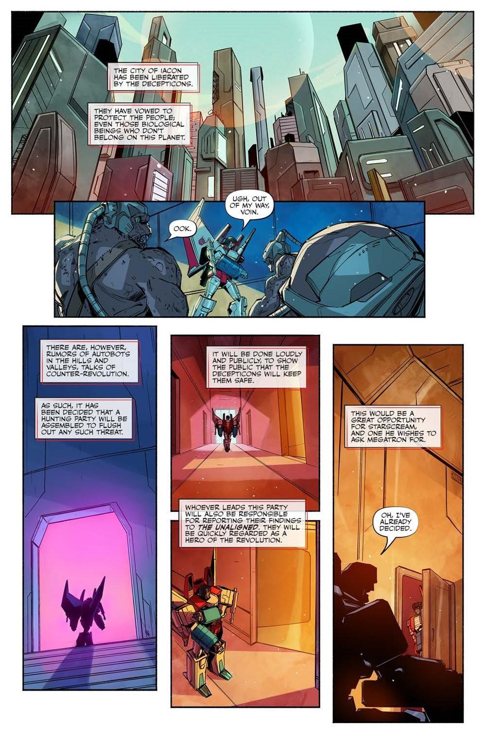 TFHalloween2021_pr-3 ComicList Previews: TRANSFORMERS HALLOWEEN SPECIAL #1