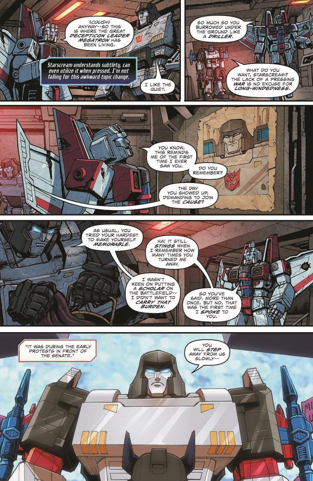 TF_ShatGlass02-pr-6 ComicList Previews: TRANSFORMERS SHATTERED GLASS #2 (OF 5)