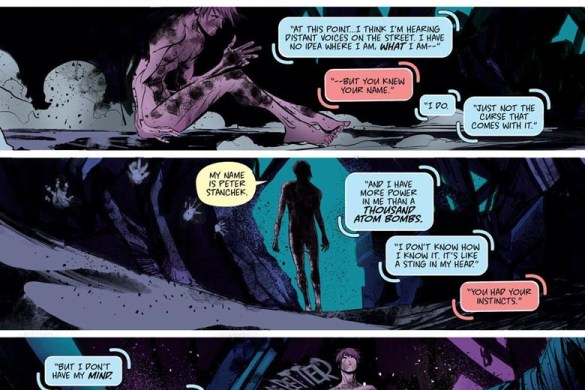 THE_HARBINGER_PREVIEW_01 First Look at THE HARBINGER #1 from Valiant Entertainment