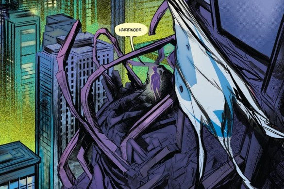 THE_HARBINGER_PREVIEW_02 First Look at THE HARBINGER #1 from Valiant Entertainment