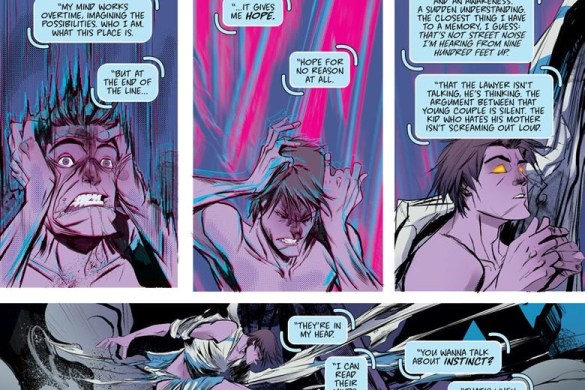 THE_HARBINGER_PREVIEW_03 First Look at THE HARBINGER #1 from Valiant Entertainment