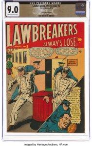 Timely-Lawbreakers-Always-Lose-3-189x300 John Buscema Original Art: Beyond Barbarians