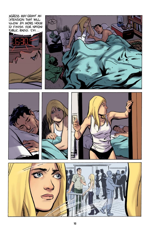 UNDERGROUND-REFERENCE-011 ComicList Previews: UNDERGROUND TP