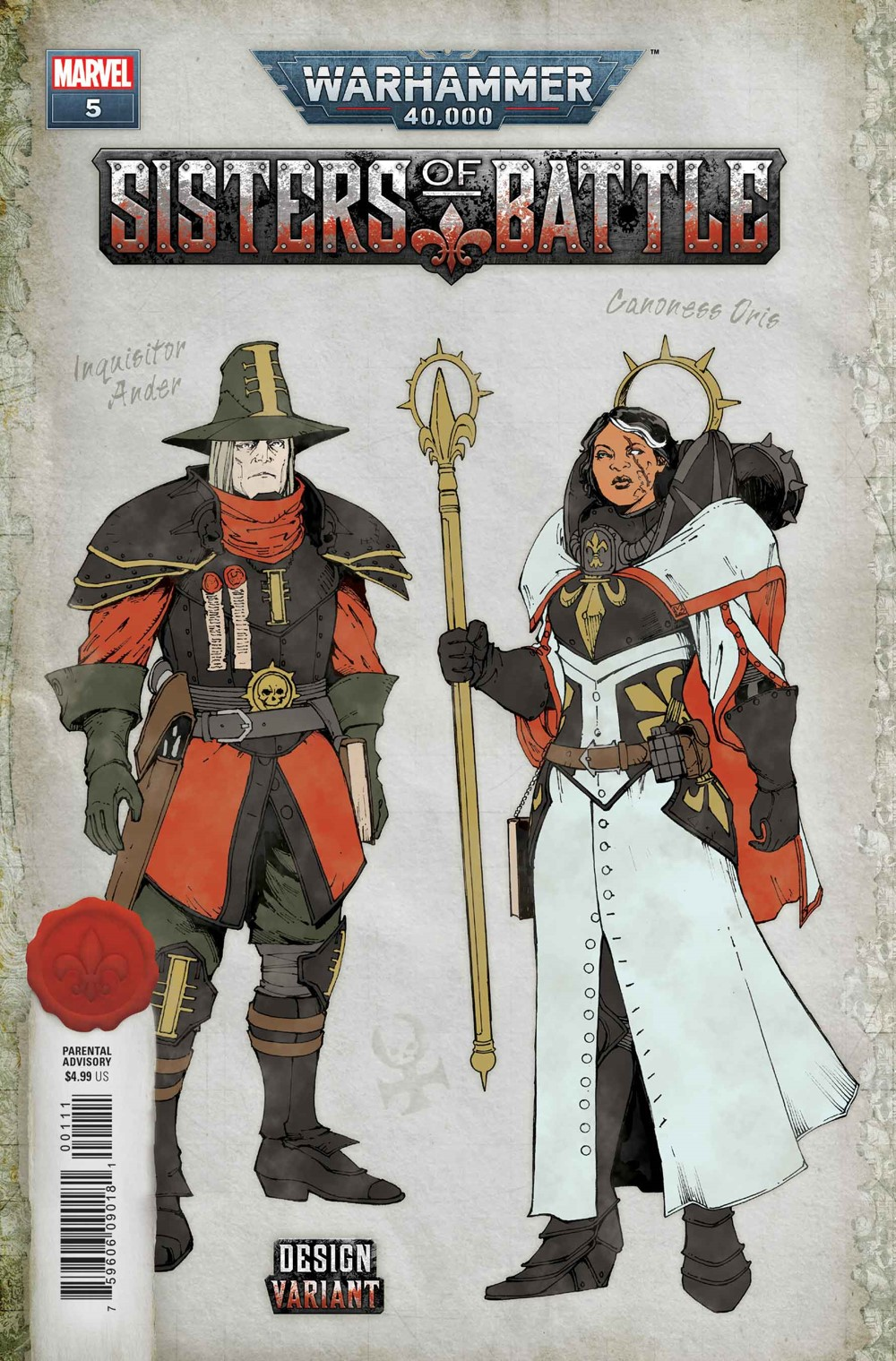 WARHAMMERSOB2021005_design_var Marvel Comics December 2021 Solicitations