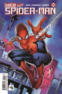 WEBOFSM2020005_Preview-1-198x300 ComicList Previews: W.E.B. OF SPIDER-MAN #5 (OF 5)