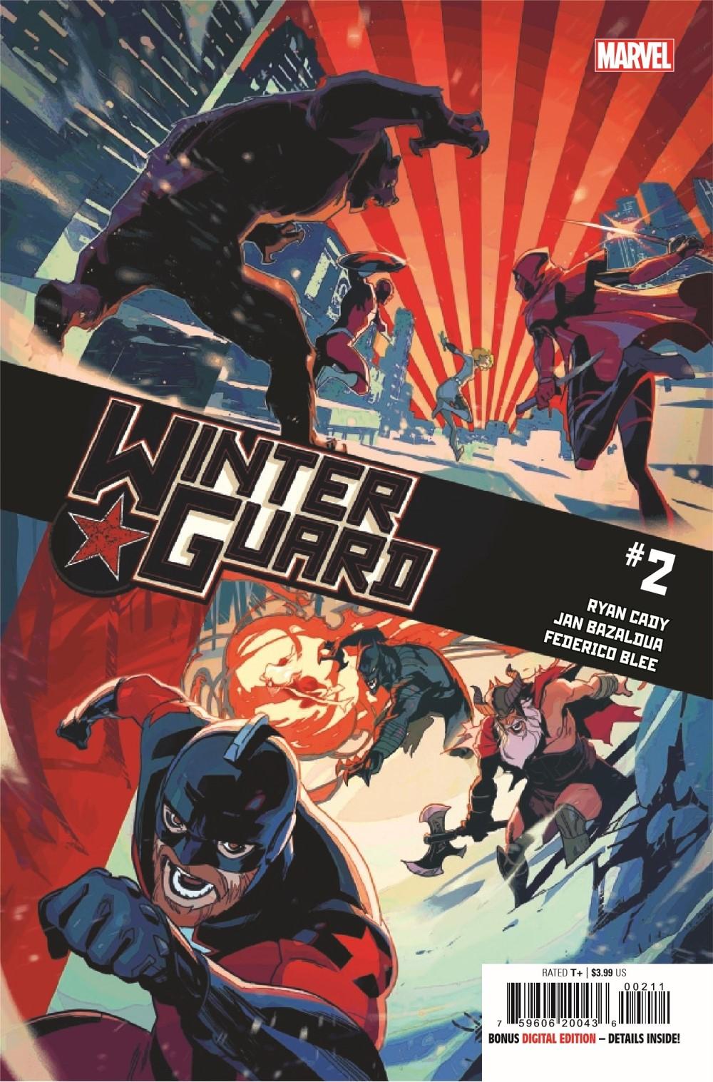 WINTERG2021002_Preview-1 ComicList Previews: WINTER GUARD #2 (OF 4)