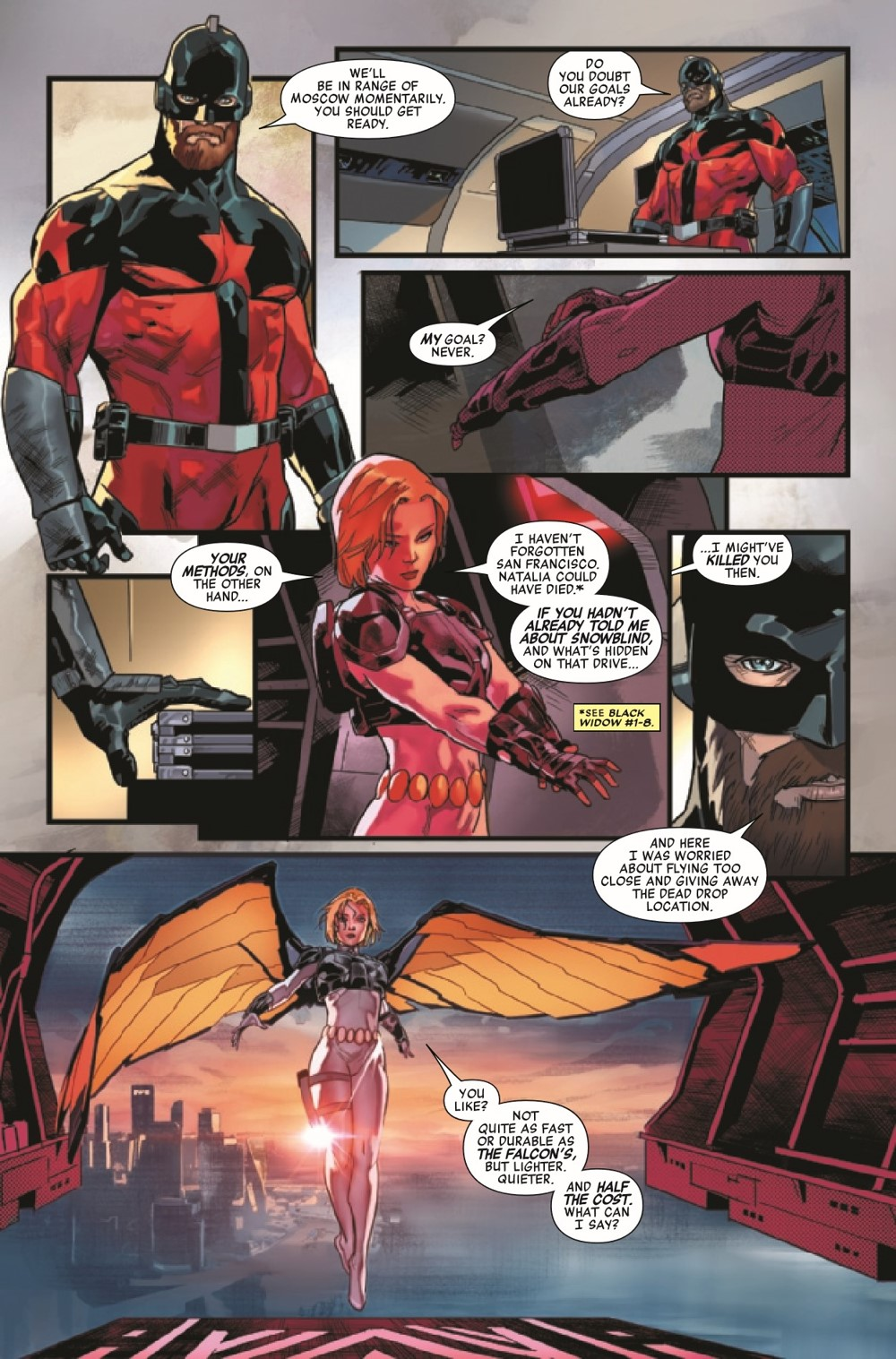 WINTERG2021002_Preview-6 ComicList Previews: WINTER GUARD #2 (OF 4)