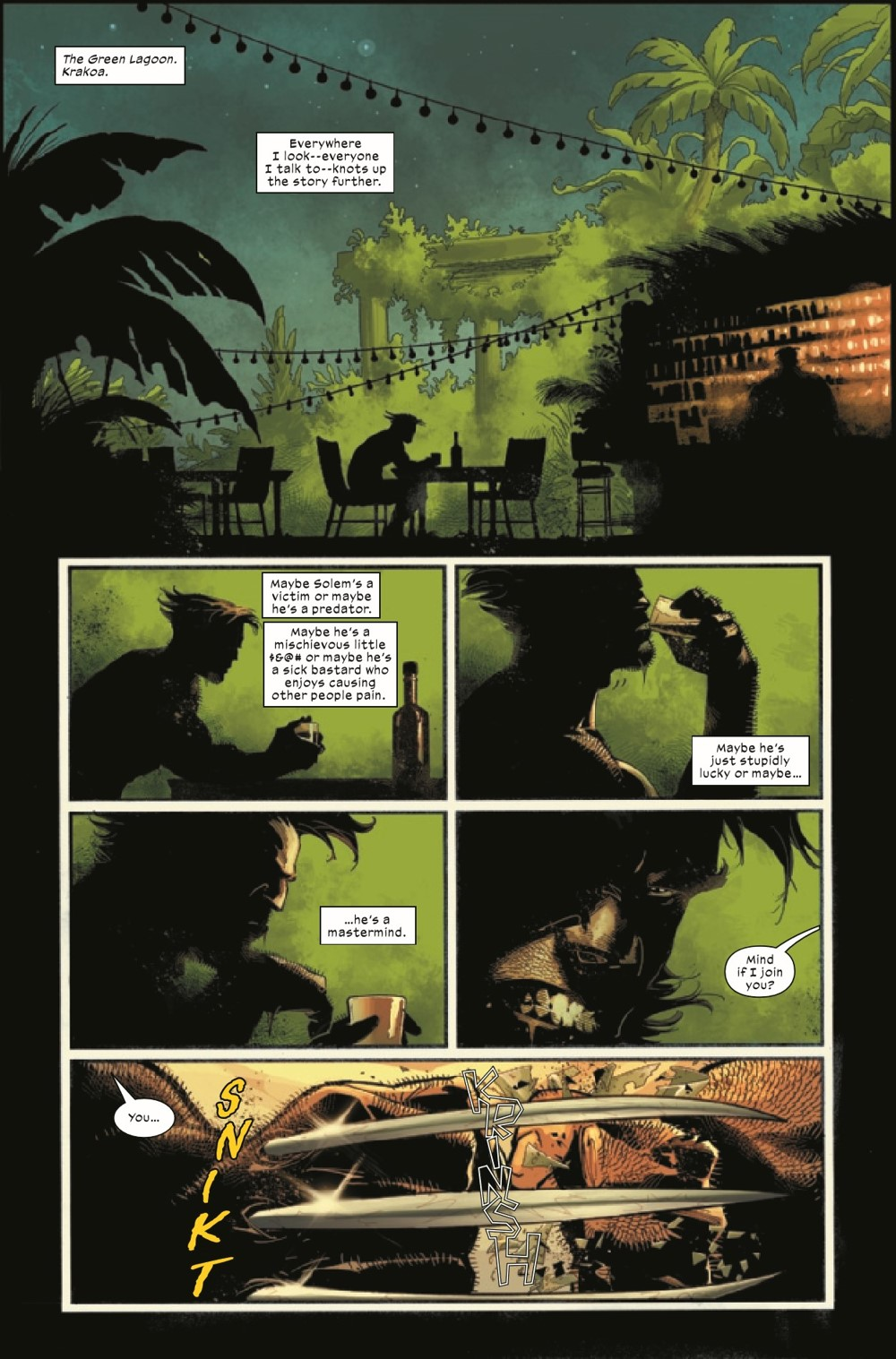 WOLV2020016_Preview-2 ComicList Previews: WOLVERINE #16