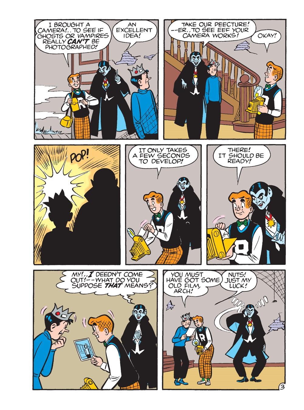 WorldOfArchieJumboComicsDigest_113-64 ComicList Previews: WORLD OF ARCHIE JUMBO COMICS DIGEST #113
