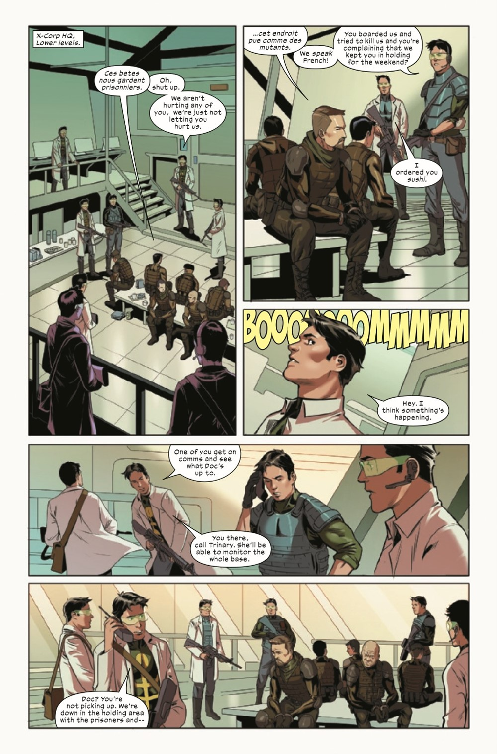 XCORP2021005_Preview-2 ComicList Previews: X-CORP #5