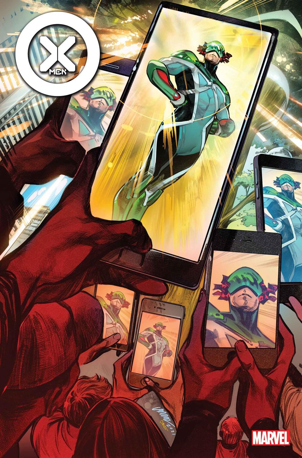 XMEN2021006_Col Marvel Comics December 2021 Solicitations