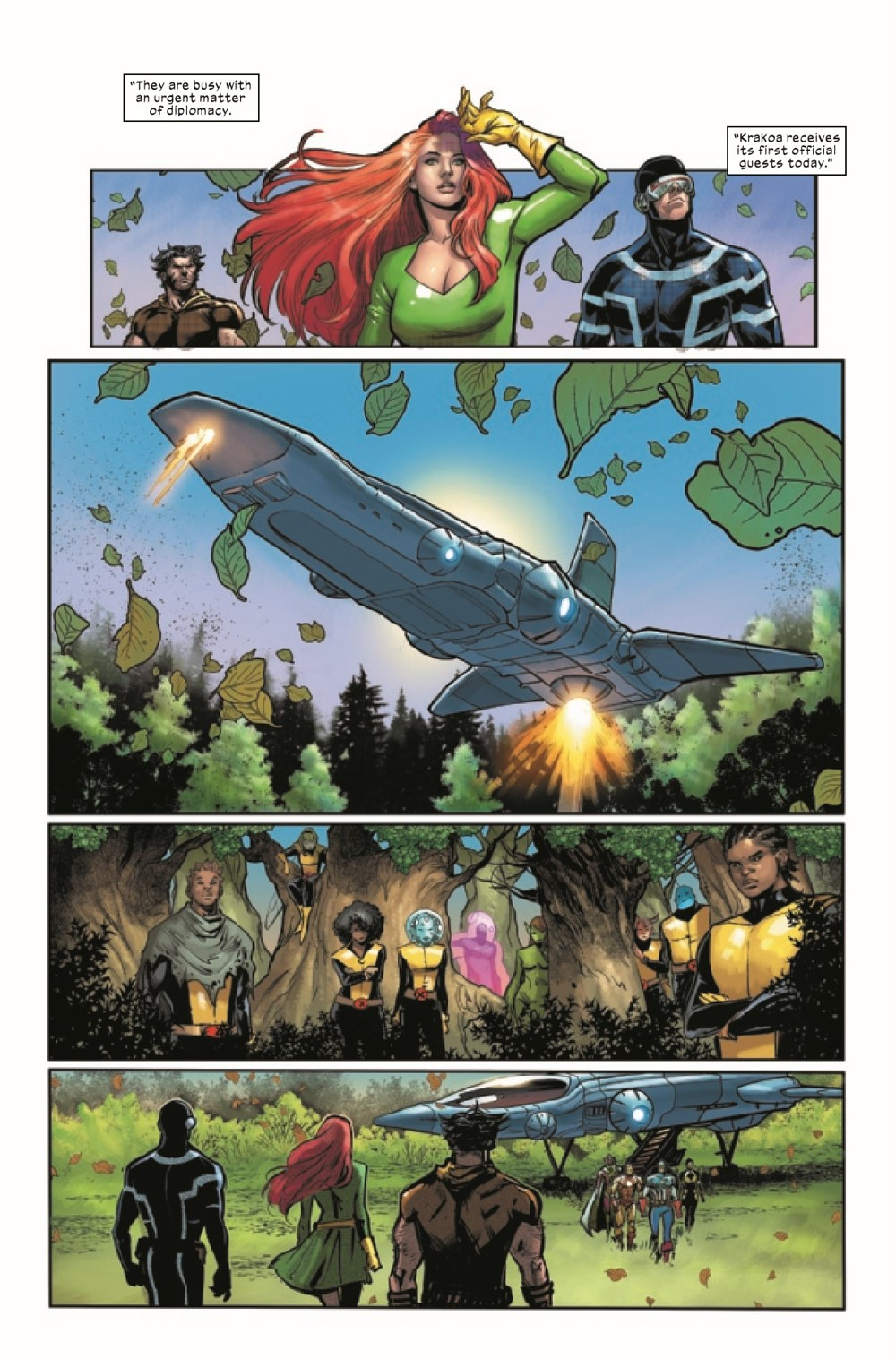 XMENTRIAL2021002_Preview-5 ComicList Previews: X-MEN THE TRIAL OF MAGNETO #2 (OF 5)