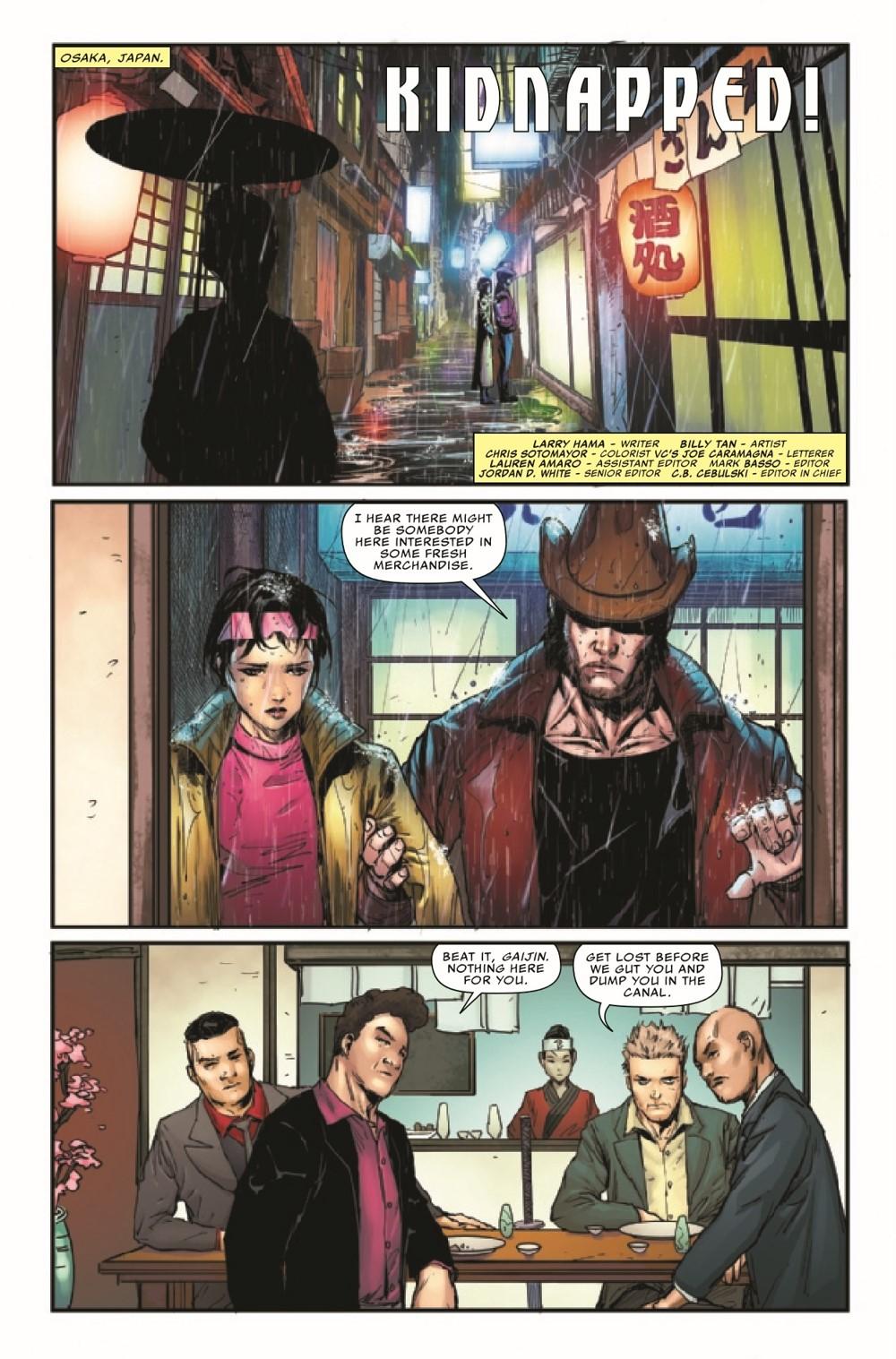 XMLEGENDS2021007_Preview-2 ComicList Previews: X-MEN LEGENDS #7