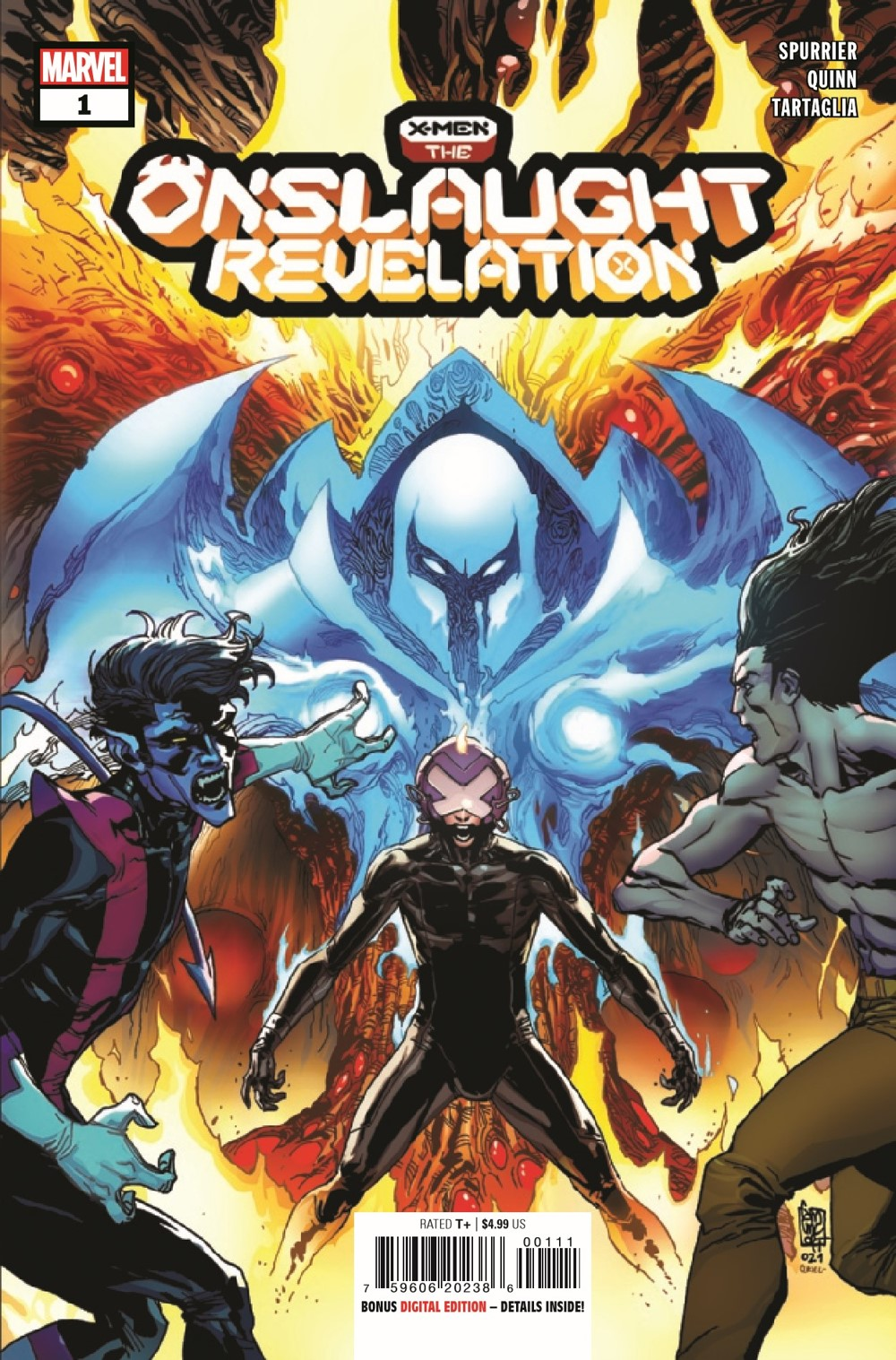 XMNONREVEL2021001_Preview-1 ComicList Previews: X-MEN THE ONSLAUGHT REVELATION #1